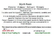 Myrrh Resin Powder